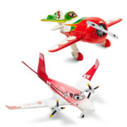 Disney Planes El Chupacabra and Rochelle Toy Planes