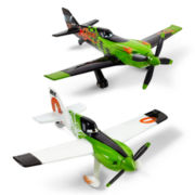 Disney Planes Ripslinger and Ned Toy Planes