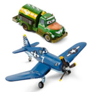 Disney Collection Planes Chug and Skipper Riley Toy Planes
