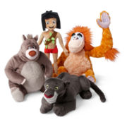Disney Jungle Book Medium Plush Collection
