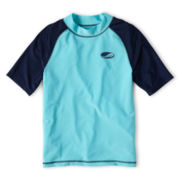 Arizona Scuba Blue Rashguard - Boys 6-18