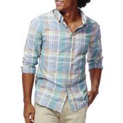 Haggar® Life Khaki™ Oxford Shirt