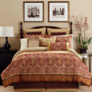 Croscill Classics® Renaissance 4-pc. Jacquard Comforter Set & Accessories
