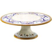 Bianco Cake Plate
