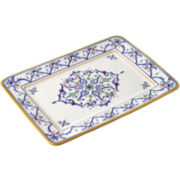 "Bianco 19"" Rectangular Tray"