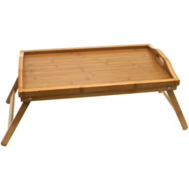 jcpenney.com | Bamboo TV Tray Table with Folding Legs