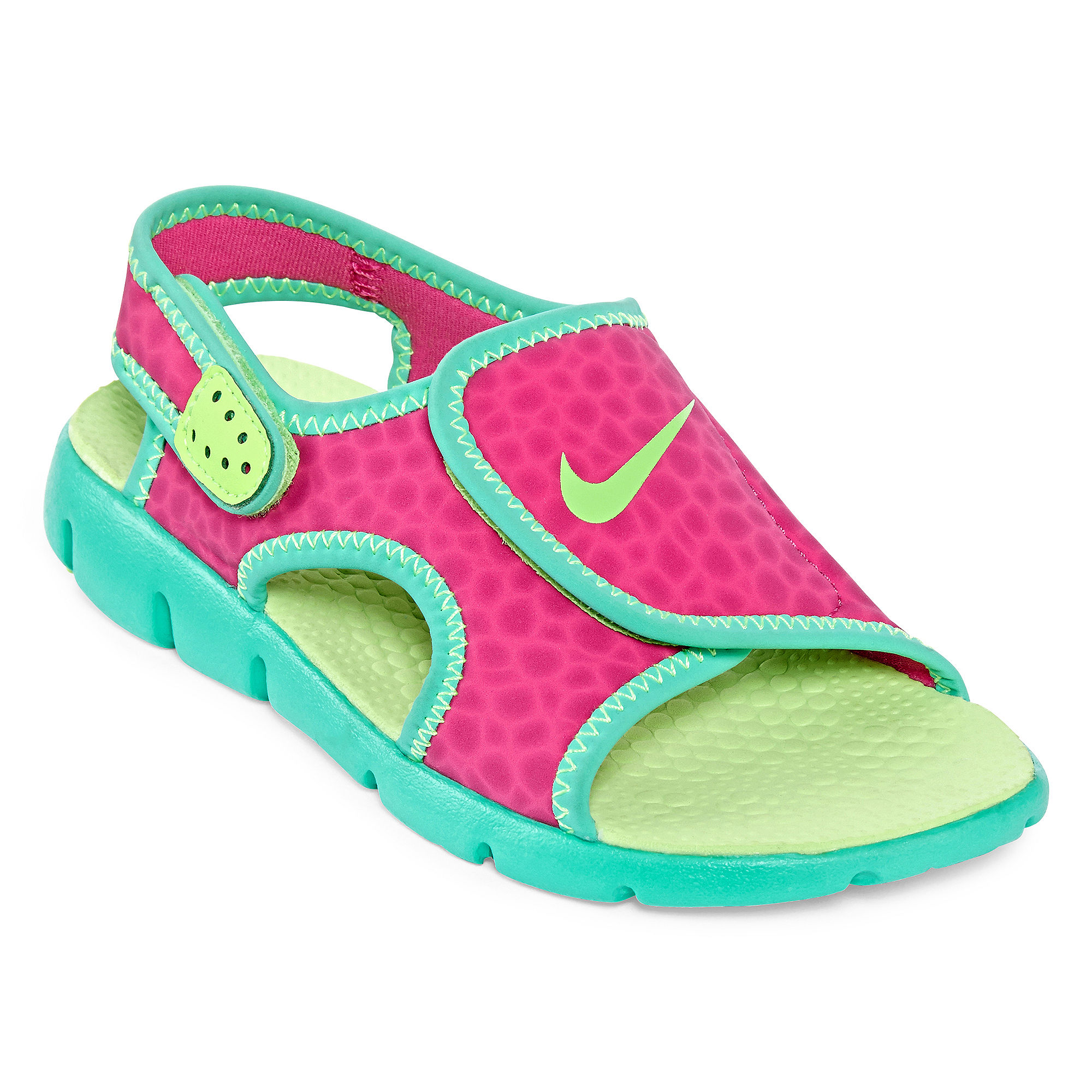e3e75bdbfaec low cost upc 685068727726 product image for nike sunray adjustable girls  sandals little kids upcitemdb.
