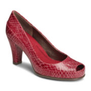 A2 by Aerosoles® Big Ben Peep-Toe Pumps