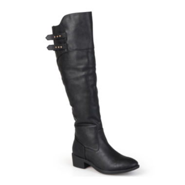 jcpenney.com | Journee Collection Chloe Riding Boots - Wide Calf