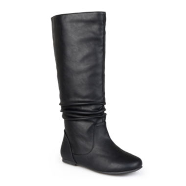 jcpenney.com | Journee Collection Jayne Slouch Boots - Wide Calf