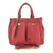 SWG Leann Front-Pocket Satchel