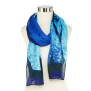 Mixit™ Palm Tree Scarf