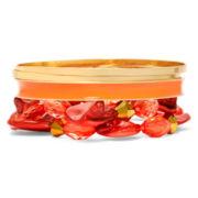Mixit™ Orange Bead 5-pc. Bracelet Set