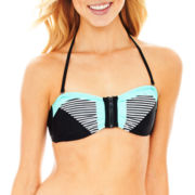 Arizona Bandeau Swim Top - Juniors