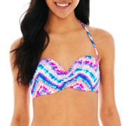 Arizona Underwire Bandeau Swim Top - Juniors