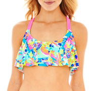 Arizona Flounce Swim Top - Juniors
