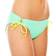 Arizona Sweet Pea Hipster Swim Bottoms - Juniors
