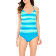 adidas® Bandeaukini Swim Top or Basic Hipster Bottoms