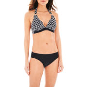 Liz Claiborne® Halter Swim Top or Hipster Bottoms