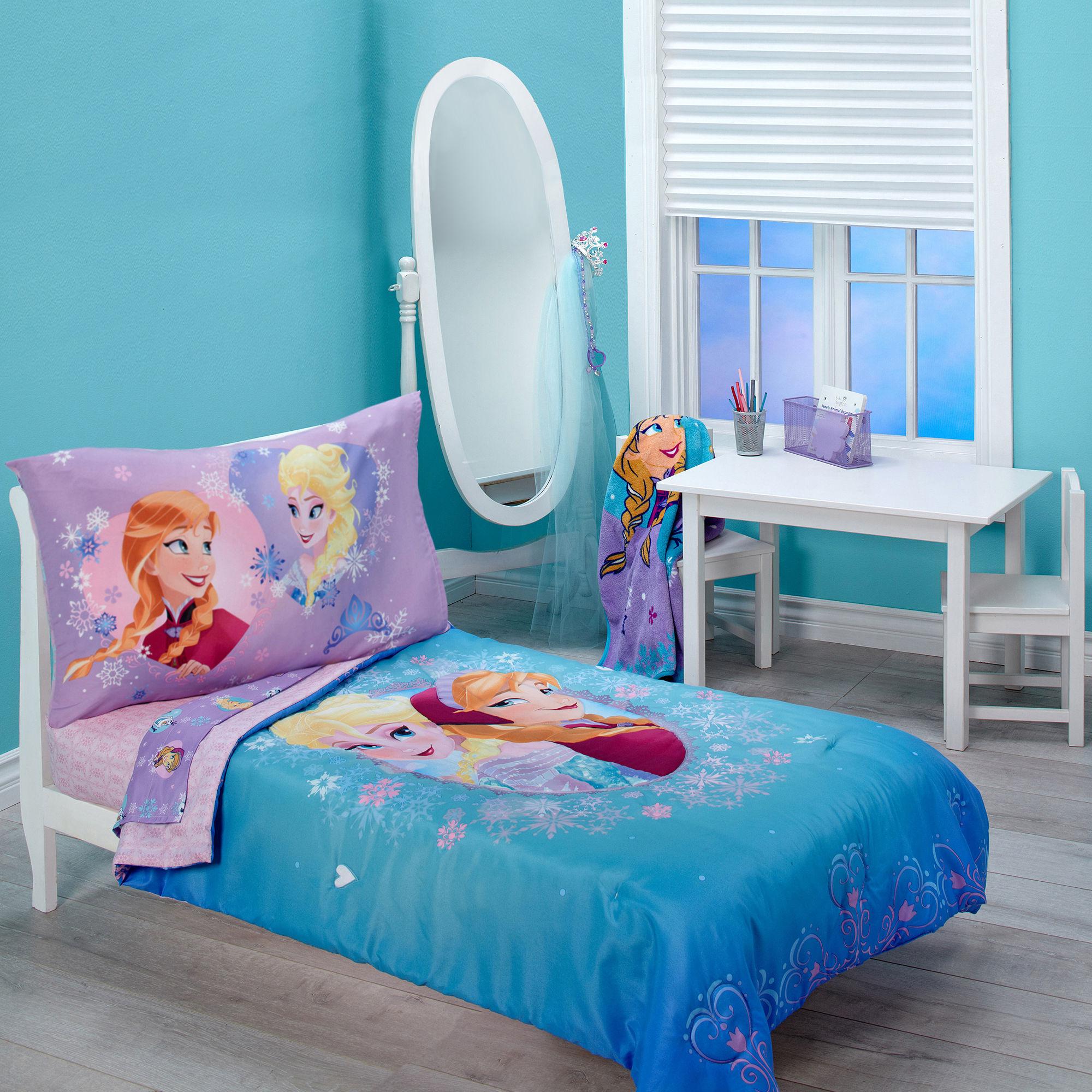 28 frozen toddler bed set walmart delta children s products