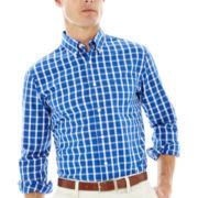 Dockers® Long-Sleeve No-Wrinkle Woven Shirt