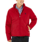 U.S. Polo Assn.® Fleece-Lined Jacket