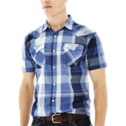 Levi's® Hairston Short-Sleeve Woven Shirt