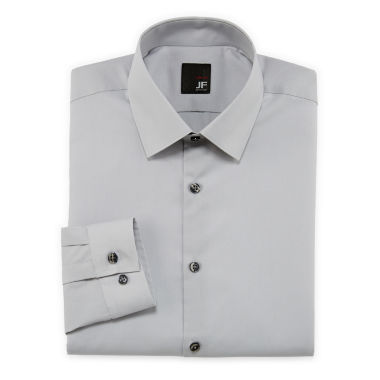 jcpenney.com | JF J. Ferrar® Easy-Care Solid Dress Shirt–Big & Tall