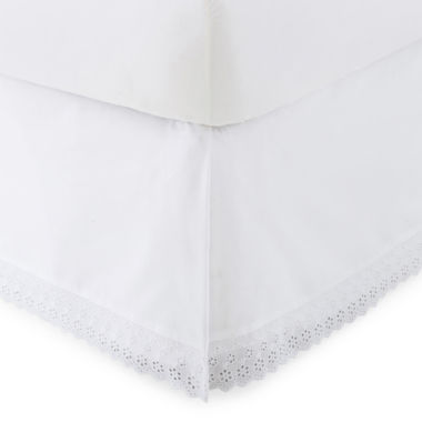 jcpenney.com | Home Expressions™ Eyelet Bedskirt
