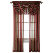 Royal Velvet® Kingston Stripe Window Treatments