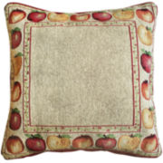 Park B. Smith® Apple Variety Decorative Pillow
