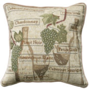 Park B. Smith® Fruit of Vine Decorative Pillow