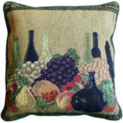 Park B. Smith® Wine Classics Decorative Pillow
