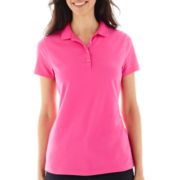 St. John's Bay® Polo Shirt - Tall