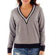 Stylus™ Long-Sleeve Tennis Sweatshirt