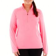 Xersion™ Half-Zip Pullover - Plus