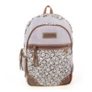 Unionbay® Floral Stripe Backpack