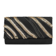 Gunne Sax by Jessica McClintock Chloe Sequin Clutch