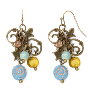 jcpenney.com | Aris by Treska Chandelier Earrings