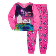 Snoopy 2-pc. Dream Pajama Set - Preschool Girls 4-8