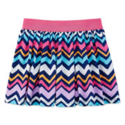 Okie Dokie® Printed Skort - Toddler Girls 2t-5t