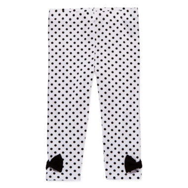 jcpenney.com | Disney Apparel by Okie Dokie Minnie Mouse Leggings - Toddler Girls 2t-5t