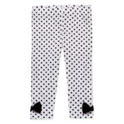 Disney Apparel by Okie Dokie® Minnie Mouse Leggings - Toddler Girls 2t-5t