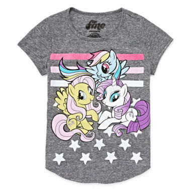 jcpenney.com | My Little Pony Stars and Stripes Top - Girls 7-16