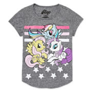My Little Pony Stars and Stripes Top - Girls 7-16