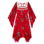 Disorderly Kids® Angel Sleeve Festival Dress - Girls 7-16
