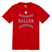 Nike® Base Baller Graphic Tee - Boys 8-20