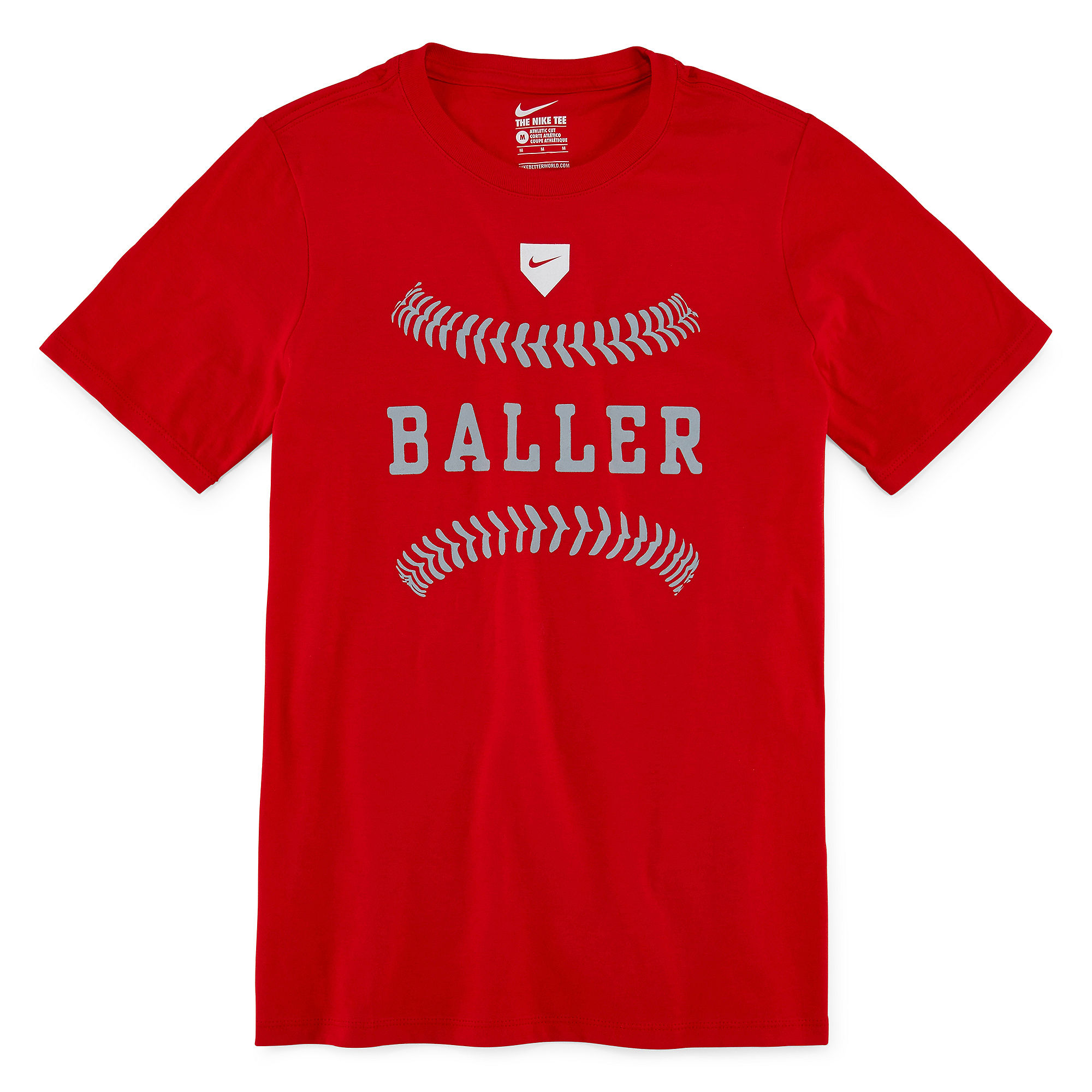 eb1b43f4 ... UPC 884726035375 product image for Nike Base Baller Graphic Tee - Boys 8 -20 ...