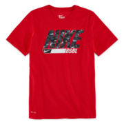 Nike® Nike Dri-FIT Graphic Tee - Boys 8-20