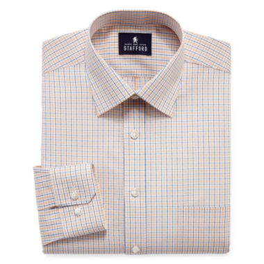 jcpenney.com | Stafford® Travel Easy-Care Broadcloth Dress Shirt